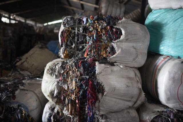 Startup Pable Sulap Limbah Tekstil Jadi Benang, Serbet hingga Karpet (132007)