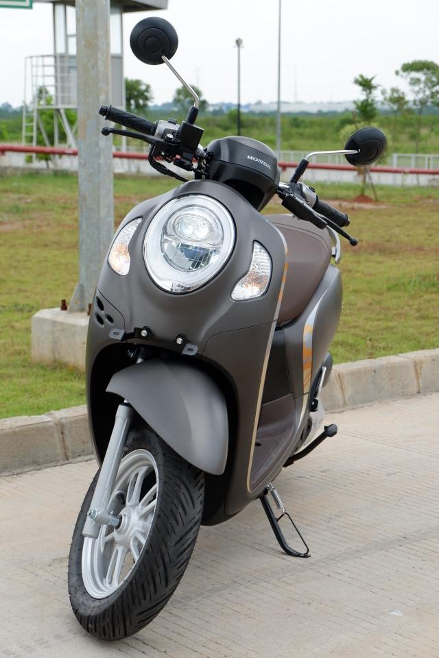 Segini Biaya Servis Honda Scoopy di Tahun Pertama  (12490)