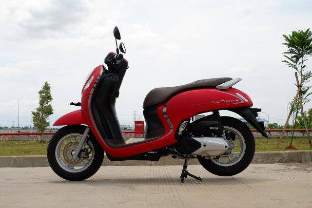 Segini Biaya Servis Honda Scoopy di Tahun Pertama  (12495)