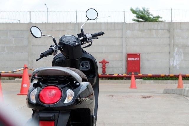 Segini Biaya Servis Honda Scoopy di Tahun Pertama  (12491)