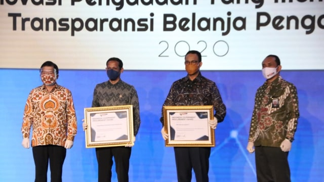 Jakarta Menangi Indonesia Government Procurement Award 2020 (3)
