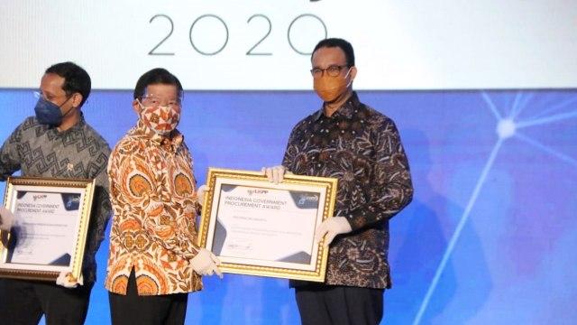 Jakarta Menangi Indonesia Government Procurement Award 2020 (1)