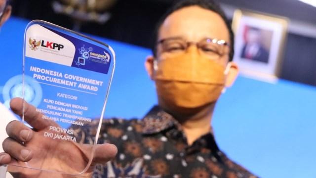 Jakarta Menangi Indonesia Government Procurement Award 2020 (2)