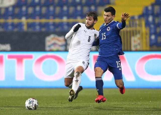Bosnia vs Italia: Menang, Gli Azzurri Mantap Lolos ke Semifinal (99191)
