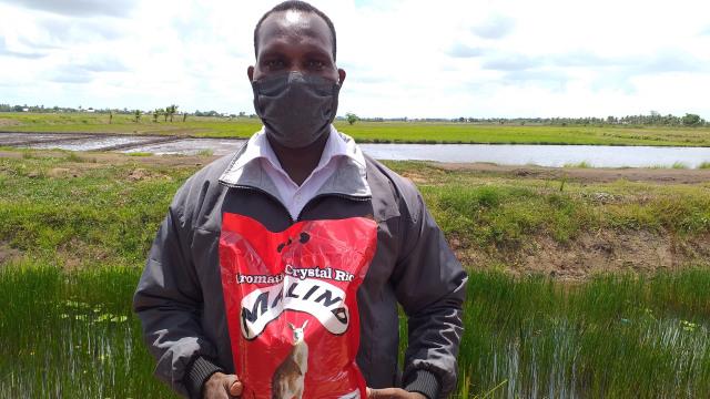 Beras Malind dari Petani Milenial Asal Merauke Papua (46017)