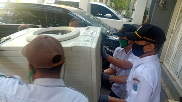 Awas! Ada 22.683 Kilogram Limbah Elektronik di Jakarta Tahun Ini (56780)
