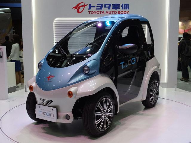 Inilah Coms, Mobil Listrik Mungil Toyota yang Meluncur 2021 di Indonesia (668324)