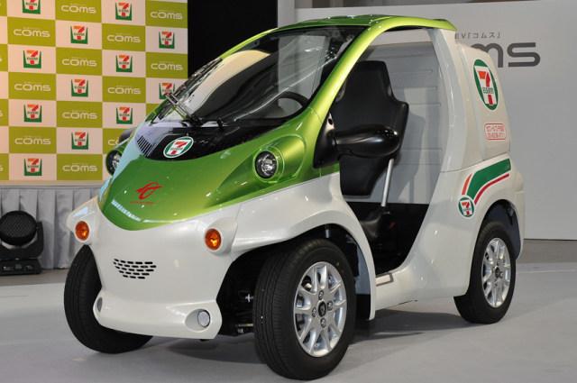 Inilah Coms, Mobil Listrik Mungil Toyota yang Meluncur 2021 di Indonesia (668326)