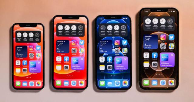 iPhone 12 dan Daftar Harganya per November 2020 (668194)