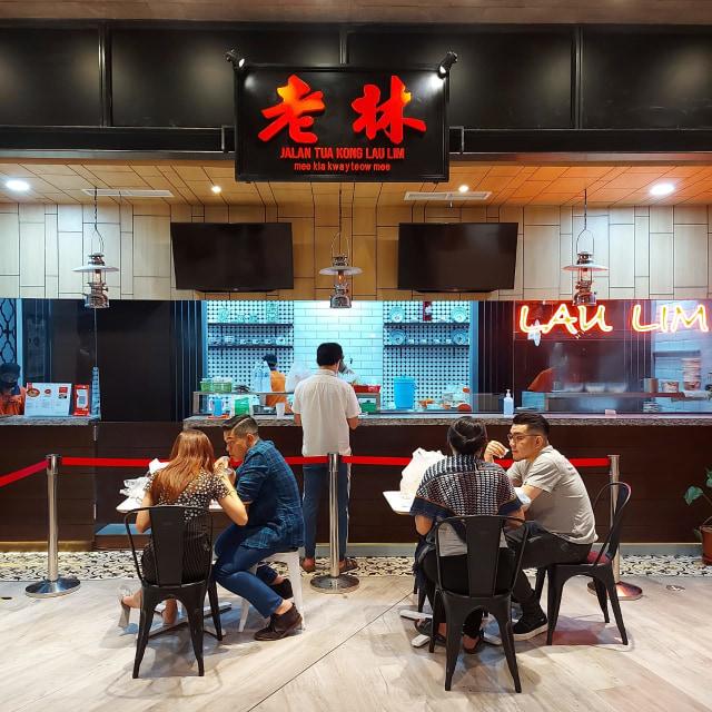 Rekomendasi Restoran sampai Kedai Kopi Enak di Mal Baru Ashta District 8 (116698)
