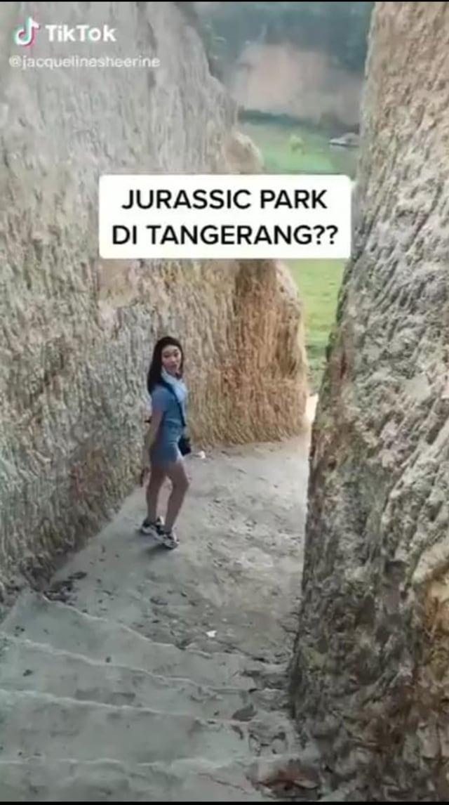 Keren! Ada Tempat Wisata Mirip Jurassic Park di Tangerang (669319)