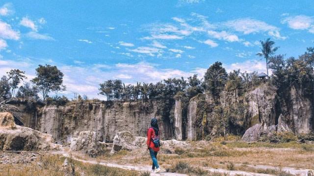 5 Tebing Terindah di Indonesia, Salah Satunya Mirip Ayers Rock (486090)