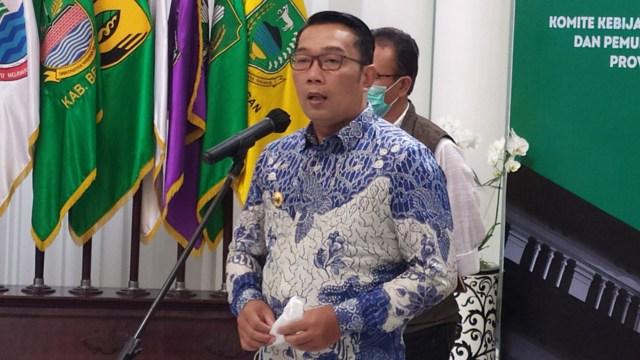 Ridwan Kamil Penuhi Panggilan Bareskrim, Klarifikasi Kerumunan Rizieq di Bogor (74932)