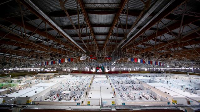 2 Hari Berturut-turut Kematian Akibat COVID-19 di Rusia Pecah Rekor