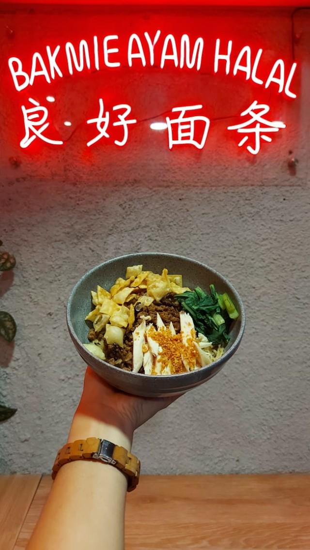 Menikmati Bakmi Ayam Halal ala Kedai Mi Mungil di Jalan Ciranjang (271011)