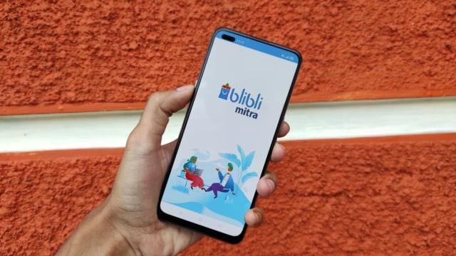 Genap 1 Tahun, Aplikasi Blibli Mitra Bantu 16.000 Toko UMKM Go Digital (9705)