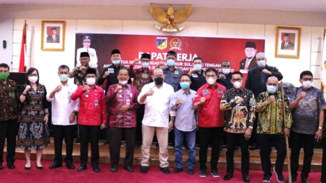DPD RI Akan Dorong Presiden Jokowi untuk Perpanjang Masa Rehab Rekon di Sulteng (229137)