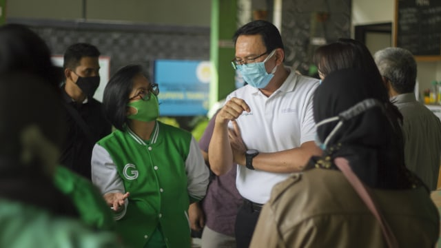 Grab dan Jangkau.id Sumbang 30.000 Masker Gratis untuk Mitra Driver (667432)