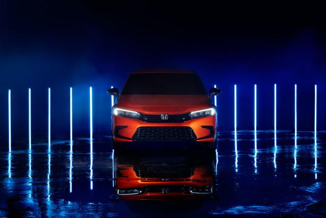 Honda Ungkap Sosok Civic Generasi 11, Apa Saja yang Berubah?  (21440)