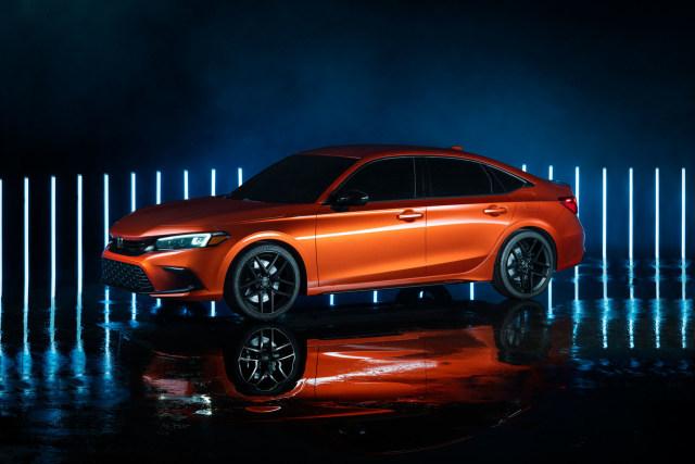 Honda Ungkap Sosok Civic Generasi 11, Apa Saja yang Berubah?  (21441)