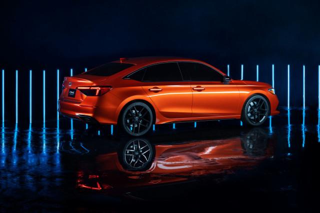Honda Ungkap Sosok Civic Generasi 11, Apa Saja yang Berubah?  (21444)