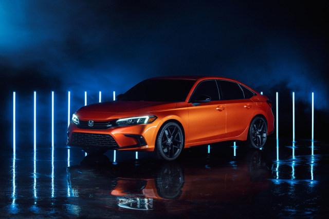 Honda Ungkap Sosok Civic Generasi 11, Apa Saja yang Berubah?  (21439)