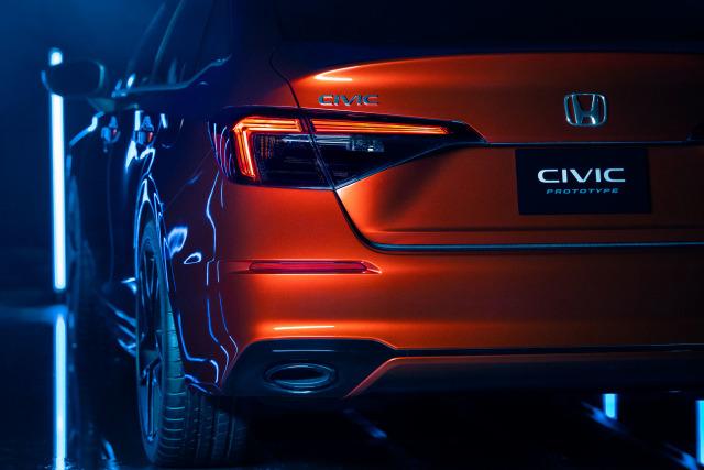 Honda Ungkap Sosok Civic Generasi 11, Apa Saja yang Berubah?  (21445)
