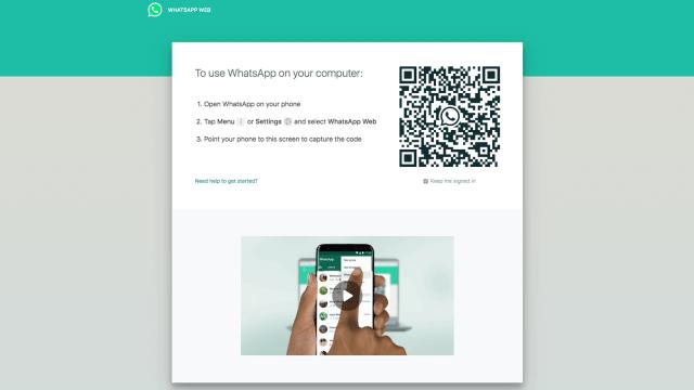 WhatsApp Web: Cara Mengaktifkan WA Web di PC dan Laptop Tanpa Ribet (7698)