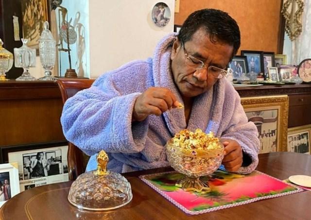 Crazy Rich! Hotman Paris Beli Popcorn Buatan Chef Arnold Seharga Rp 50 Juta (182)