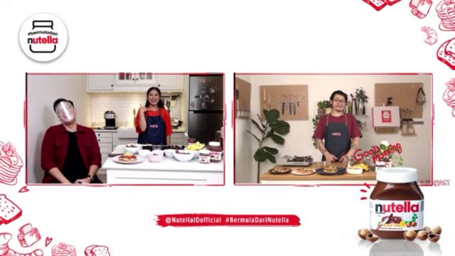 Pentingnya Sarapan Setiap Pagi bagi Chef William Gozali dan Tyna Kanna Mirdad (10936)