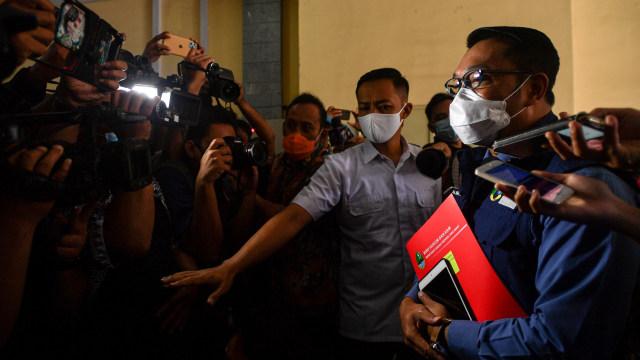 Ridwan Kamil Imbau Pemkab Bogor Segera Sanksi Kerumunan Rizieq di Megamendung (492030)