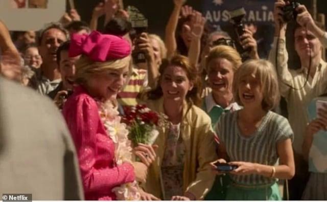 Perempuan Mirip Kate Middleton Curi Perhatian di The Crown Season 4 (157469)