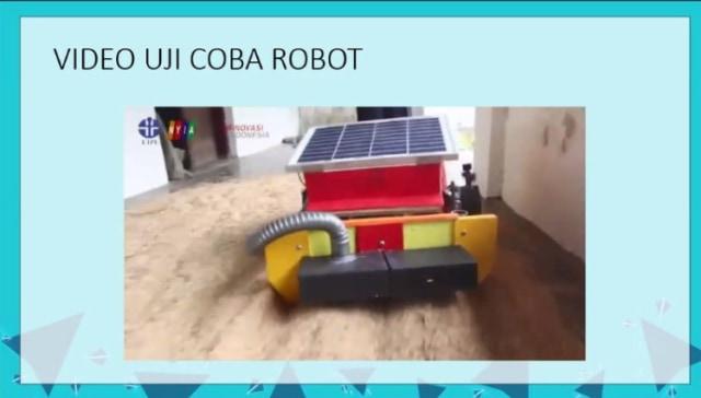 Robot Orak-Arik Gabah, Invensi Pahlawan Pangan dari Ponorogo (40855)