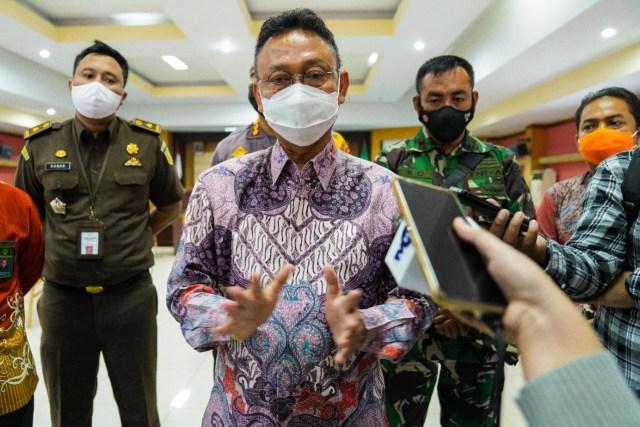 Resepsi Pernikahan di Pontianak,  Wali Kota Sarankan Pakai Nasi Kotak (363631)