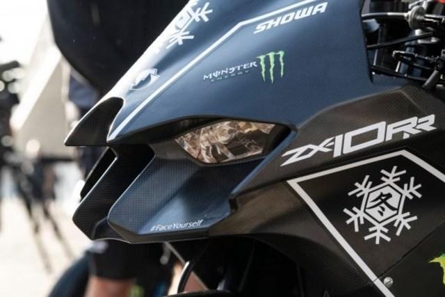 Tuai Pro Kontra, Kawasaki Ninja ZX-10R Baru Dipastikan Masuk Indonesia  (256548)