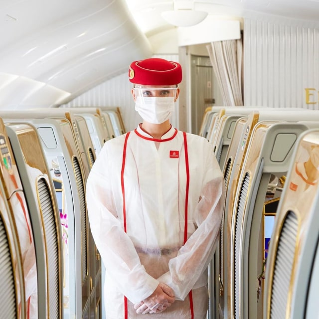 Emirates Jadi Maskapai Terbaik di Dunia 2020 dalam Tiga Kategori (293814)