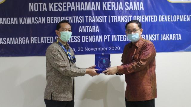 Garap TOD TMII, Anak Usaha Jasa Marga Gandeng BUMD DKI Jakarta (46371)