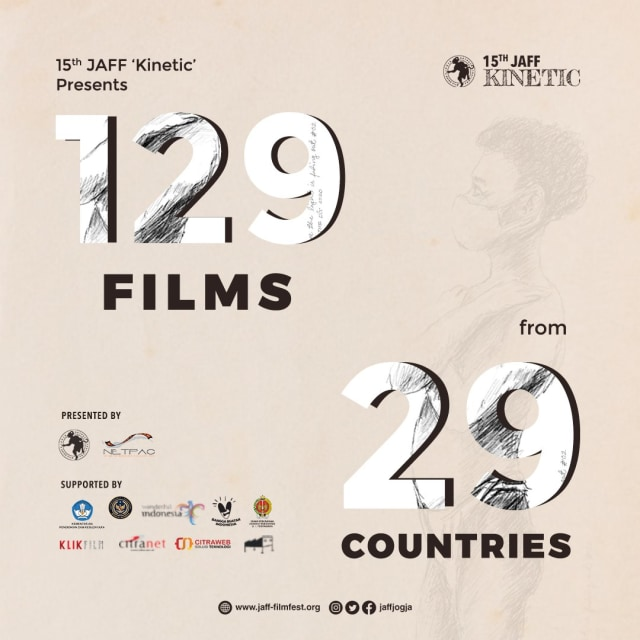15th JAFF Asian Film Festival Digelar di 15 Kota di Indonesia & 29 Negara. (552861)