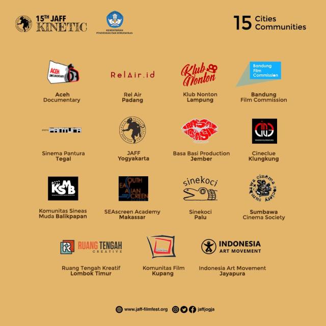 15th JAFF Asian Film Festival Digelar di 15 Kota di Indonesia & 29 Negara. (552862)