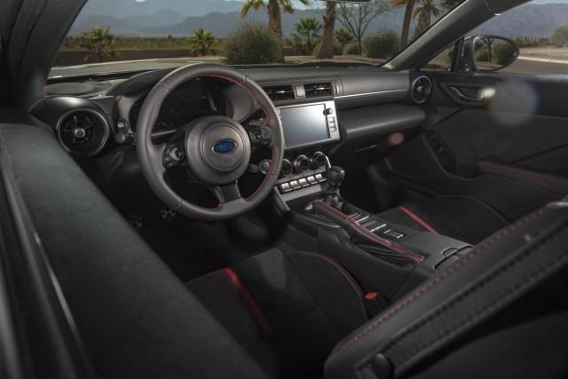 Subaru BRZ Terbaru Diperkenalkan, Pakai Mesin Boxer Baru (45913)