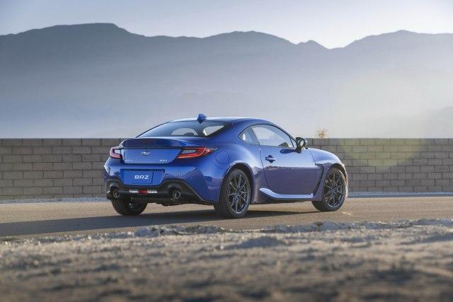 Subaru BRZ Terbaru Diperkenalkan, Pakai Mesin Boxer Baru (45902)