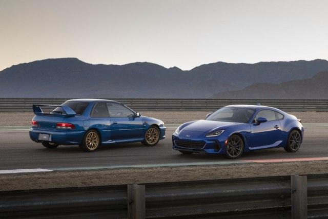 Subaru BRZ Terbaru Diperkenalkan, Pakai Mesin Boxer Baru (45900)