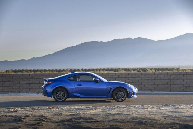 Subaru BRZ Terbaru Diperkenalkan, Pakai Mesin Boxer Baru (45903)