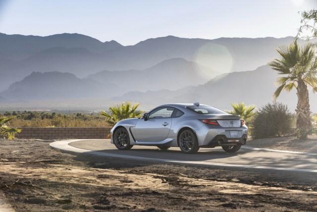 Subaru BRZ Terbaru Diperkenalkan, Pakai Mesin Boxer Baru (45908)