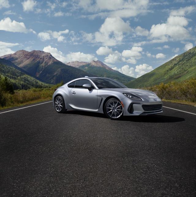 Subaru BRZ Terbaru Diperkenalkan, Pakai Mesin Boxer Baru (45912)