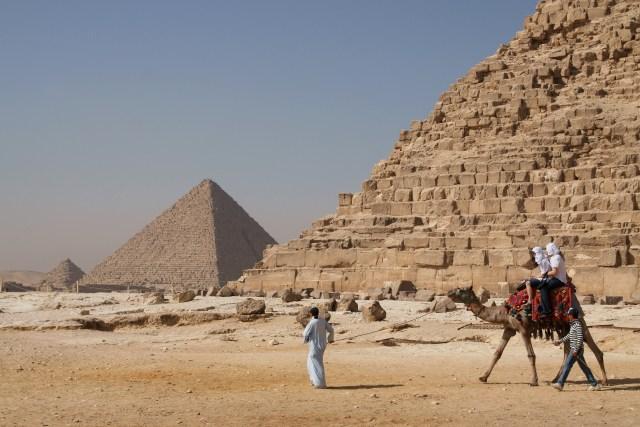 5 Kekeliruan tentang Mesir Kuno: dari Soal Unta hingga Paras Biasa Cleopatra  (362656)