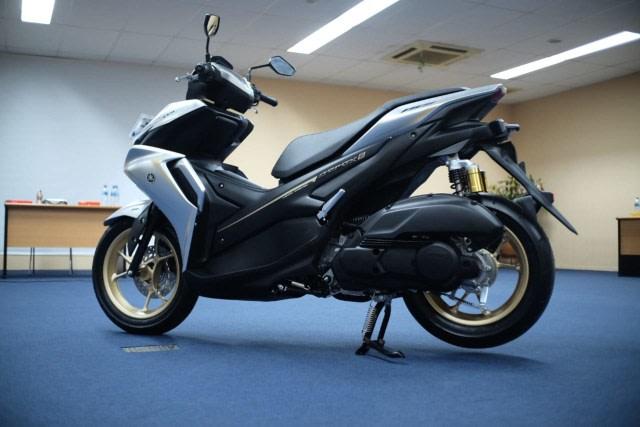 Yamaha Aerox Baru Bisa Dicicil Rp 1 Jutaan, Ini Skemanya   (247527)