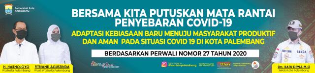 Palembang Raih Penghargaan Communication Award (491077)