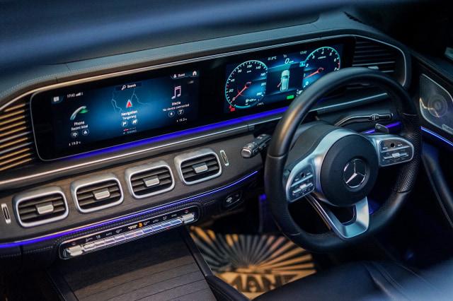 Kencan Singkat dengan SUV Premium Mercedes-Benz GLE 450 Rakitan Wanaherang (120214)