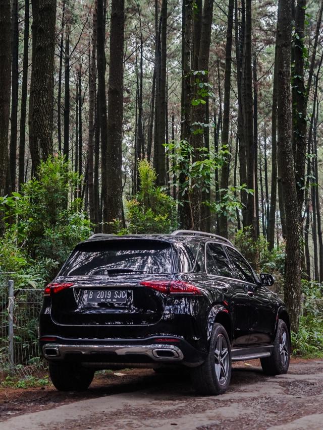Kencan Singkat dengan SUV Premium Mercedes-Benz GLE 450 Rakitan Wanaherang (120202)